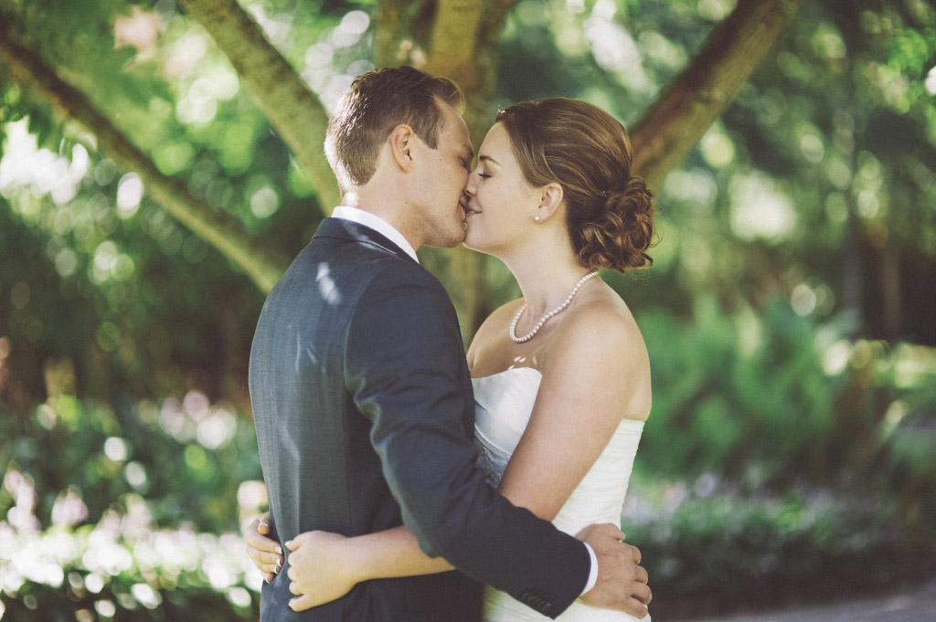 Hanna och Peters bröllop i Bjursås Falun