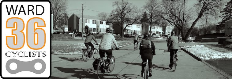 Ward 36 Cyclists