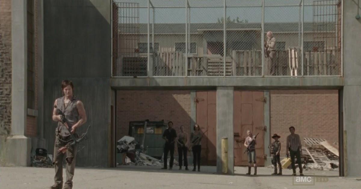 Review 3x11 I Ain 39 T A Judas The Walking Dead Spain