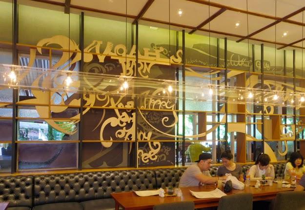 Cafe Noah the noah s barn bandung the sweetest escape