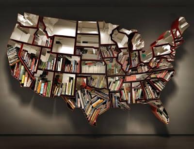 libreria mapa de usa