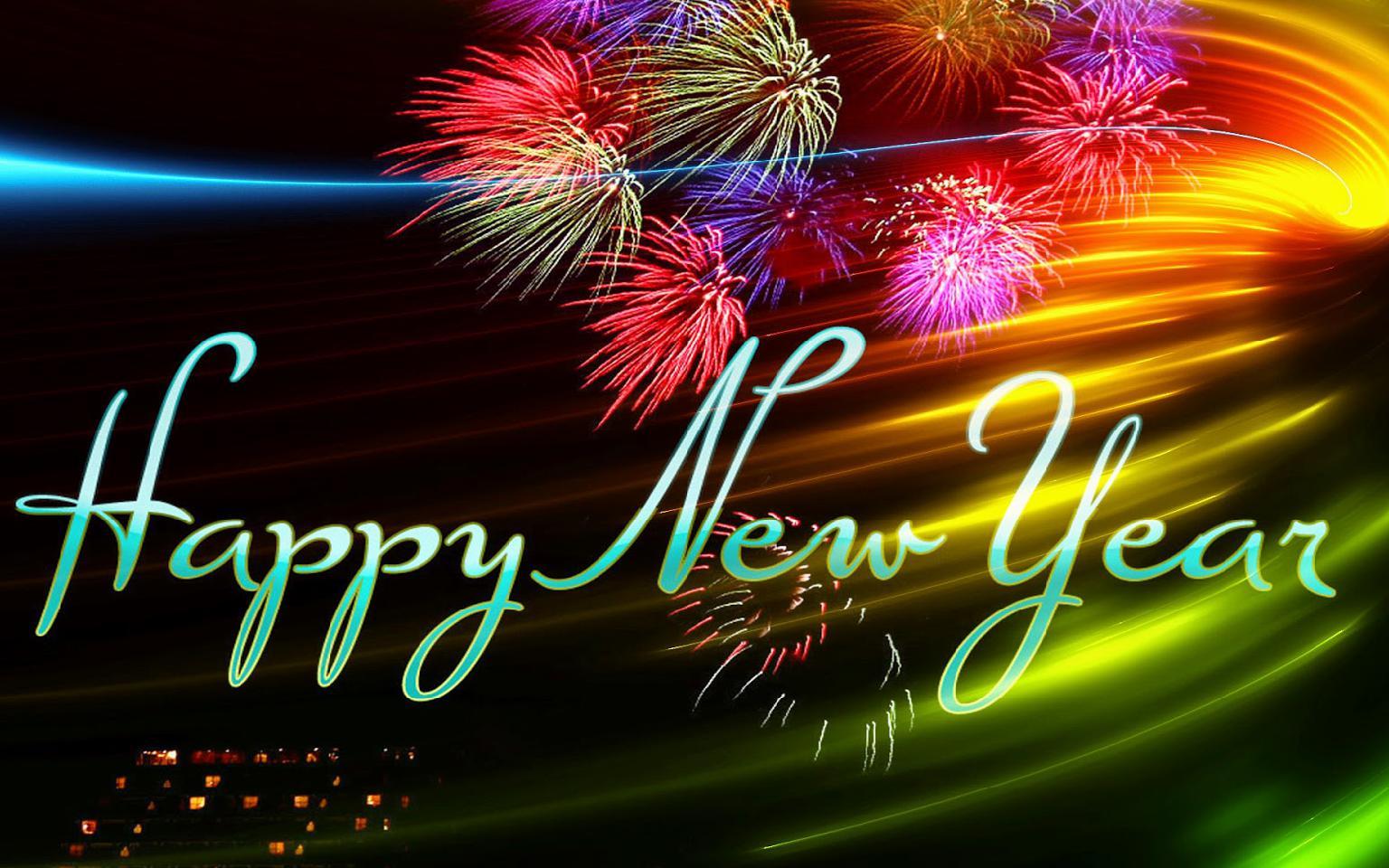 Gambar Selamat Tahun Baru 2016 Kartu Ucapan Happy New Year Hd Dp Bbm Wa Animasi Bergerak Lucu