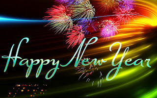Animasi Tahun Baru 2016 Bergerak Ucapan Happy New Year