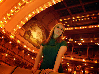 Kelly, Auditorium Theatre Intern