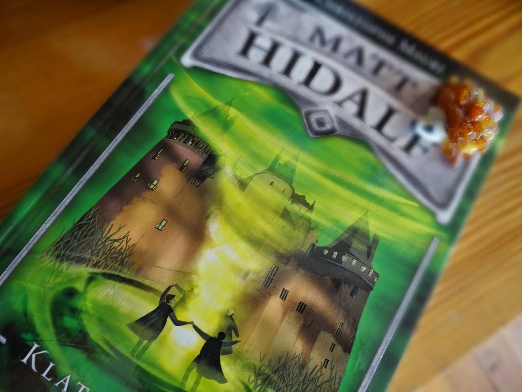 """Christophe Mauri """"Matt Hidalf. Klątwa Cierni"""" recenzja książki"""