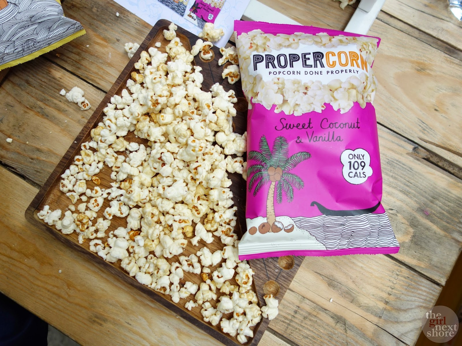 Propercorn at the London Coffee Festival
