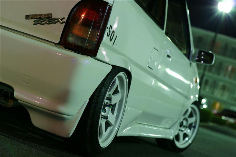 Subaru Rex, Keijidosha, małe auto, Japonia, niewielki silnik, fotki