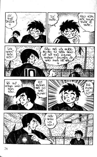 Jindodinho - Đường Dẫn Đến Khung Thành III  Tập 25 page 26 Congtruyen24h