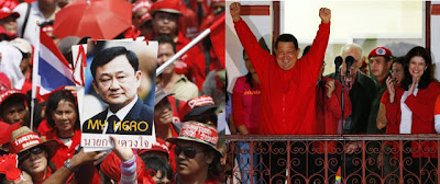 Chavez and Thaksin: A Tale of Two Socialists and Western Hypocrisy