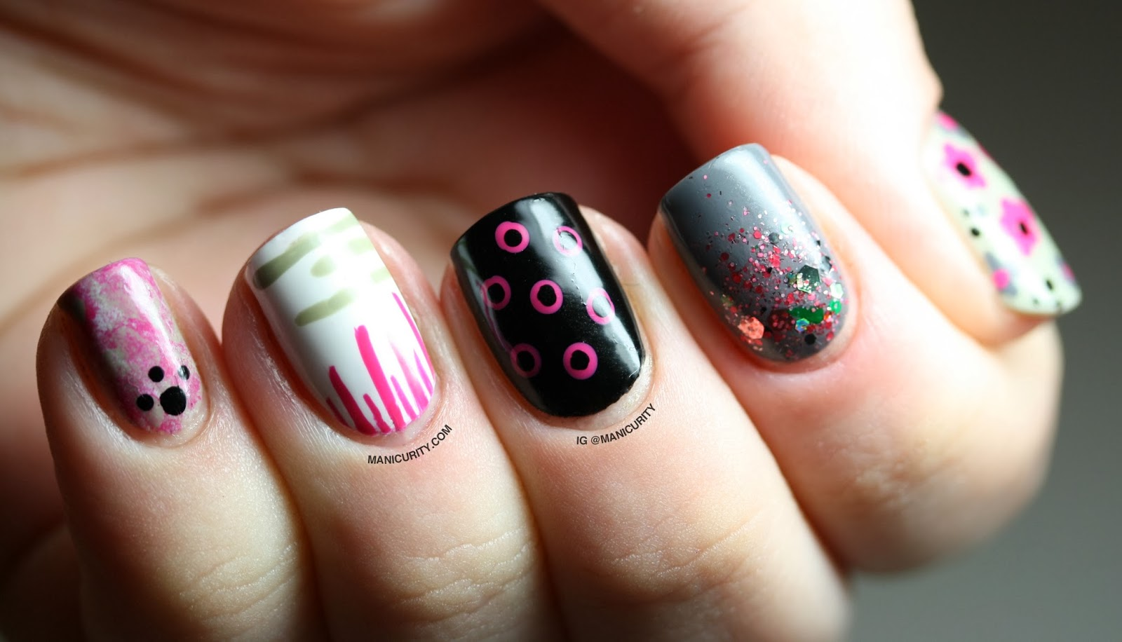 Nail Art Ideas nail art patterns : Manicurity: October 2013