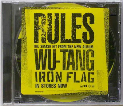 Wu-Tang Clan ‎– Rules (CDS) (2001) (FLAC + 320 kbps)
