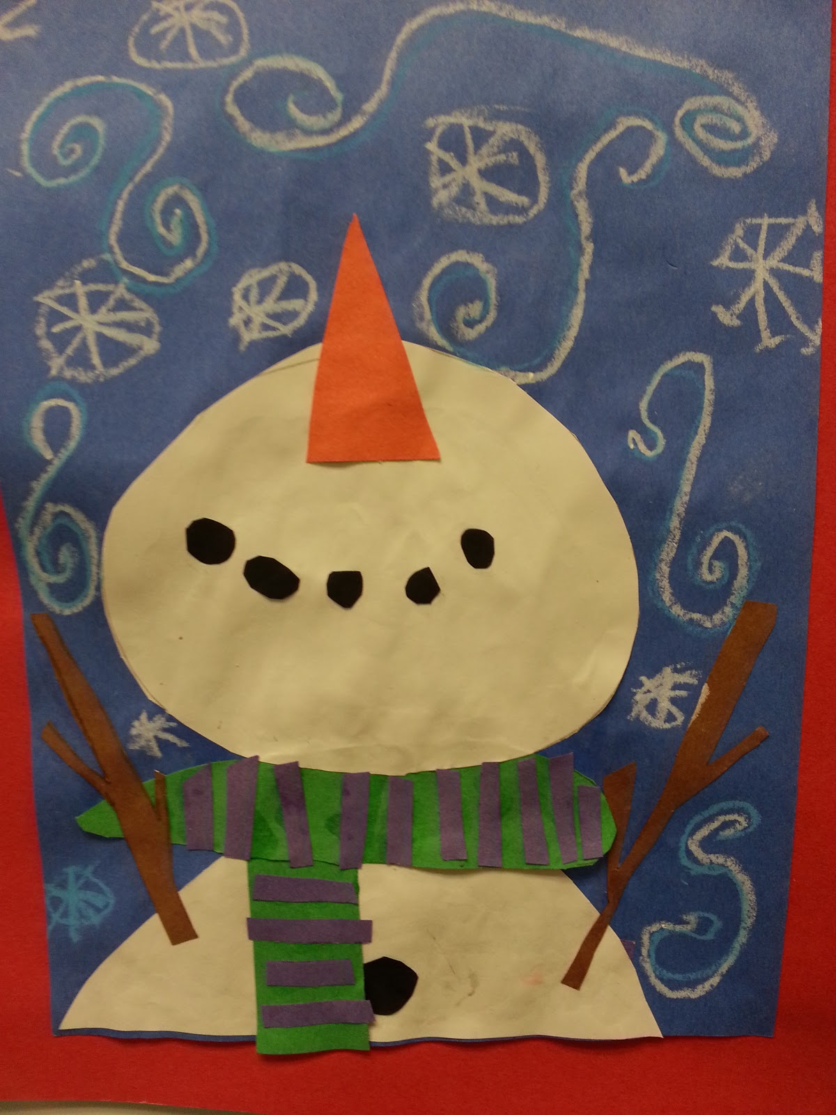 christmas art ideas for 3 year olds