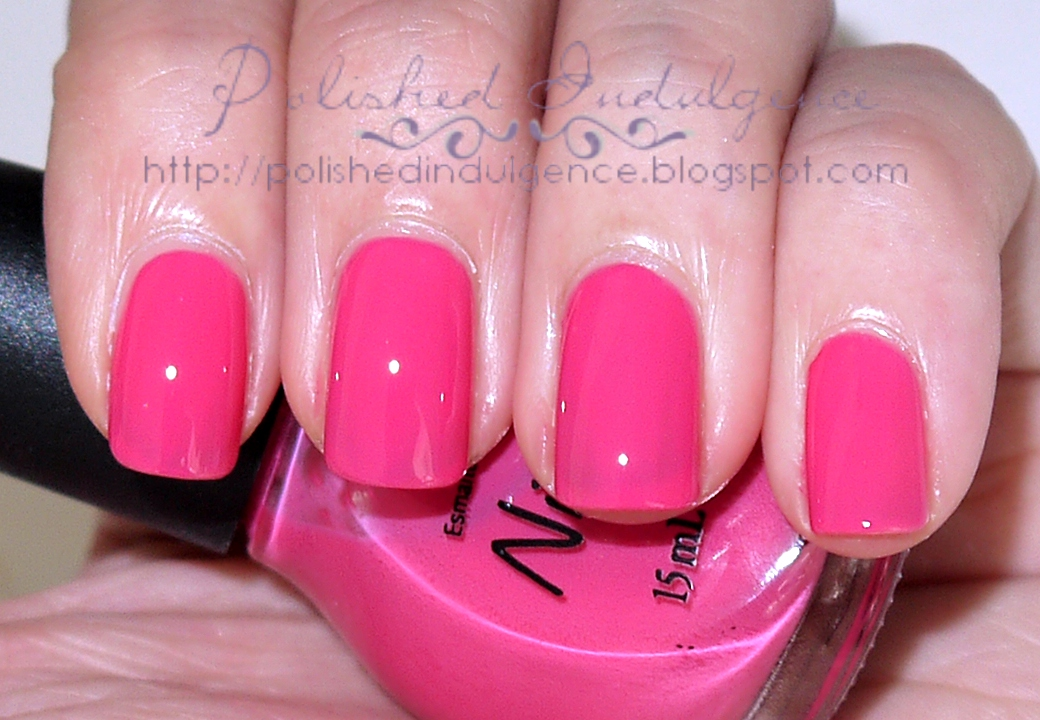 Polished Indulgence: Nicole by OPI City-Pretty Rose ushers in the ...