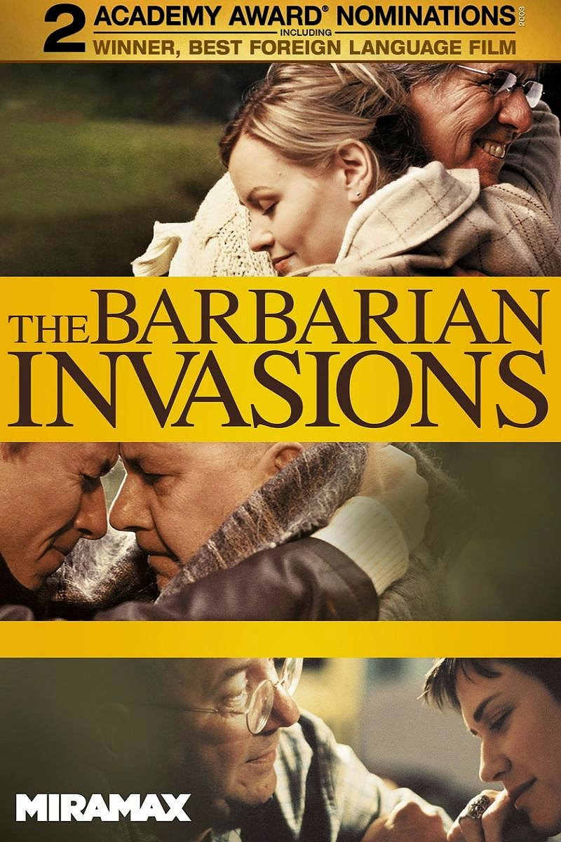 the barbarian invasions oscar nominations