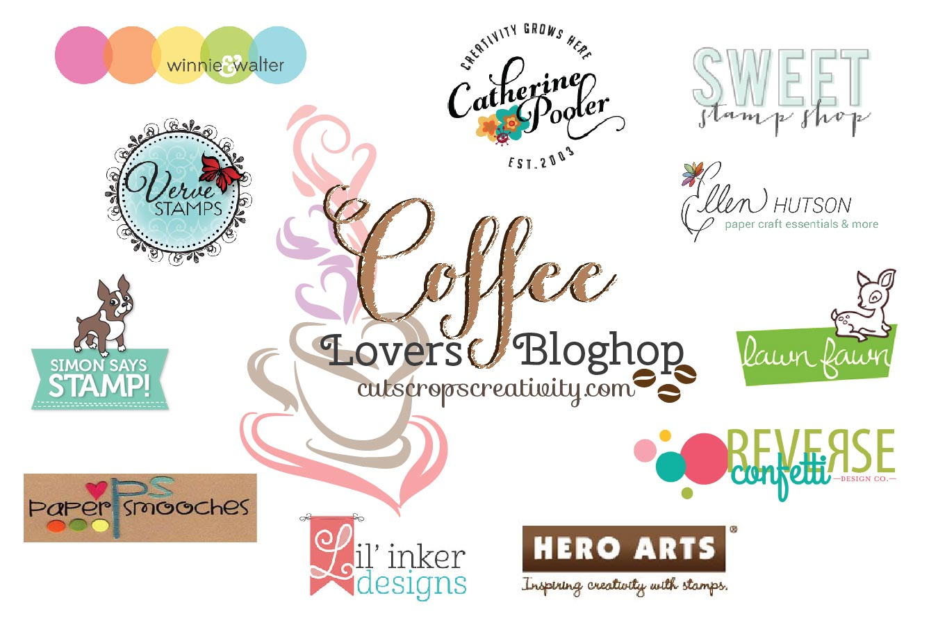 Join the coffee blog hop 29th of September!