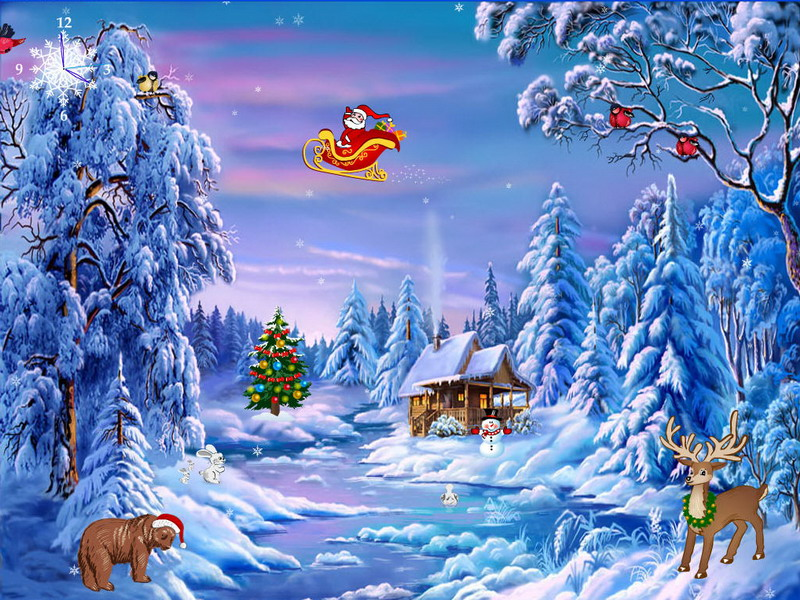 Christmas Wallpaper   3D Wallpaper   Nature Wallpaper   Free Download Wallpaper