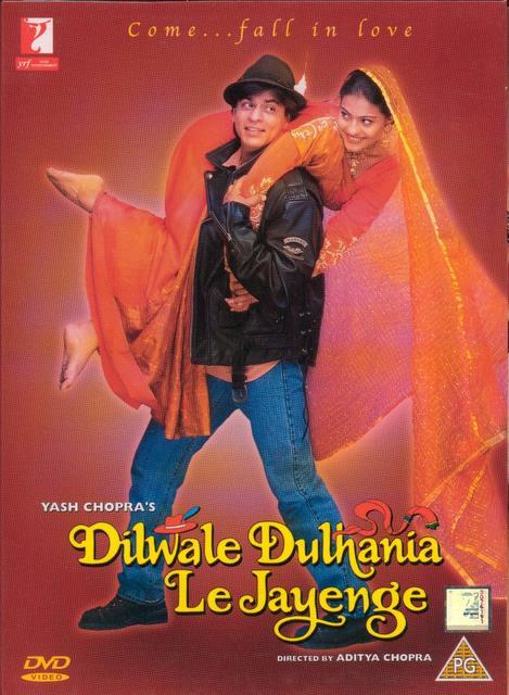 DILWALE DULHANIA LE JAYENGE (1.995) con SRK + Vídeos Musicales + Jukebox + Sub. Español 24pkpkx