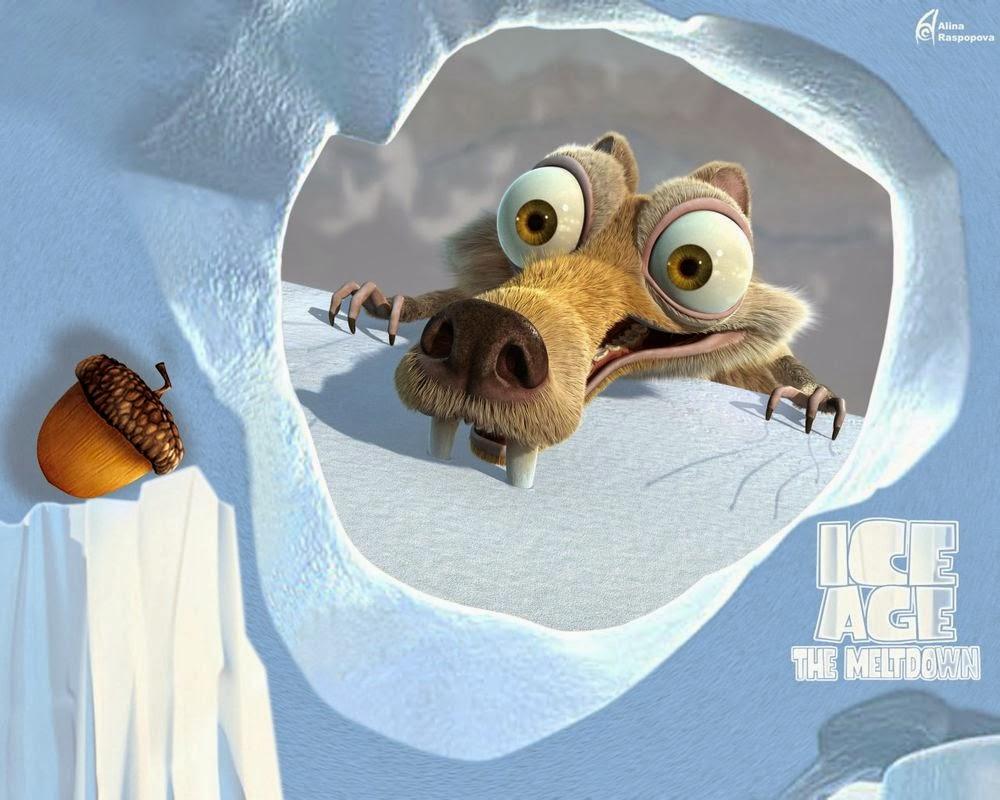 катерицата от ледена епоха