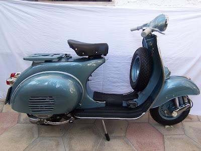 vespa 150 1960 vespa scooters. Black Bedroom Furniture Sets. Home Design Ideas