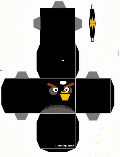 Figuras geométricas de Angry bird - Imagui