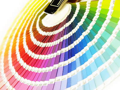 Creative Printing of Bay County - how color makes you feel