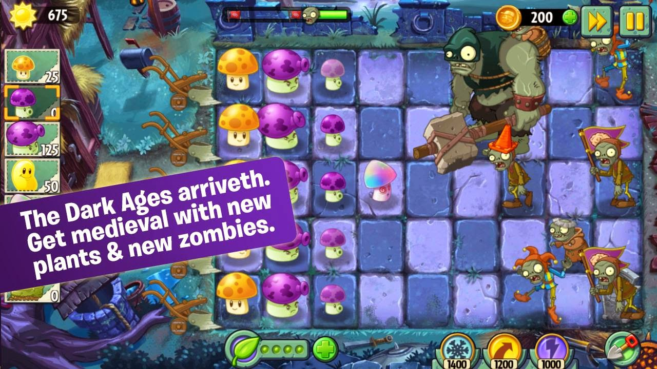 Android Games Plants vs Zombies 2 versi 2.4.1 Asik - 3