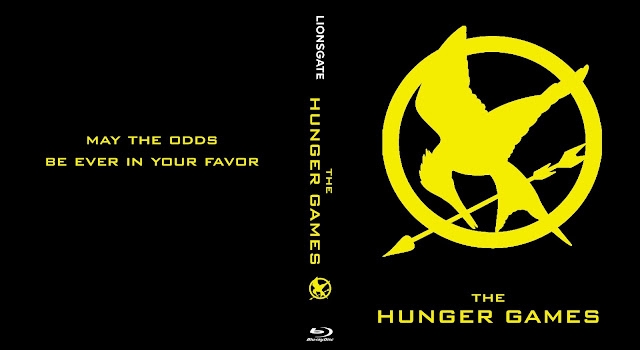 Capa Bluray The Hunger Games