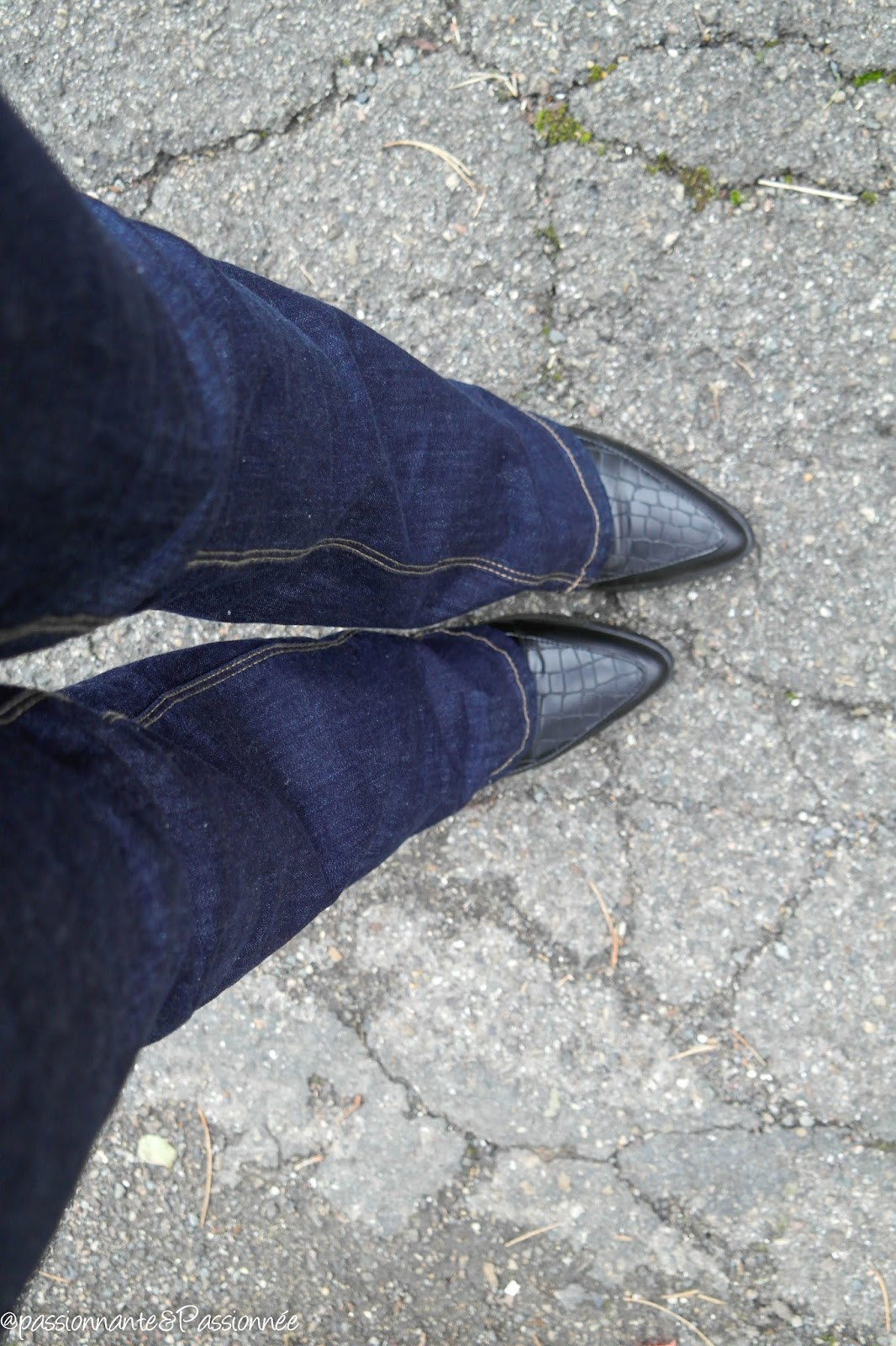 Jean bootcut C&A