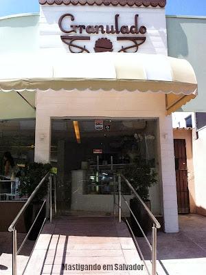 Granulado Café & Bistrô: Fachada