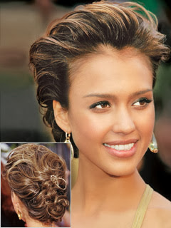 modern updo hairstyles unique