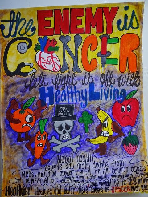 Desain Poster Kesehatan