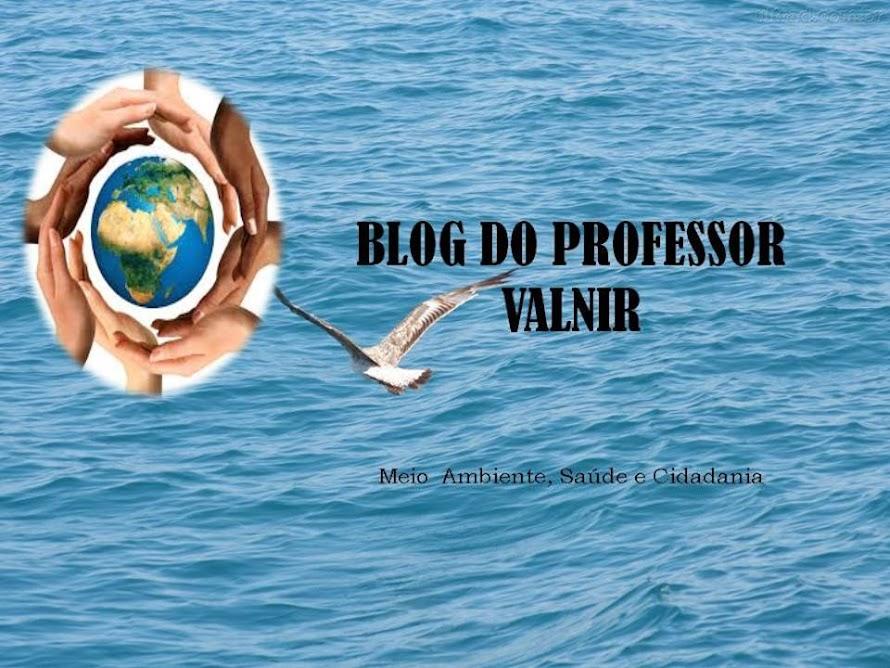 Blog do Professor Valnir