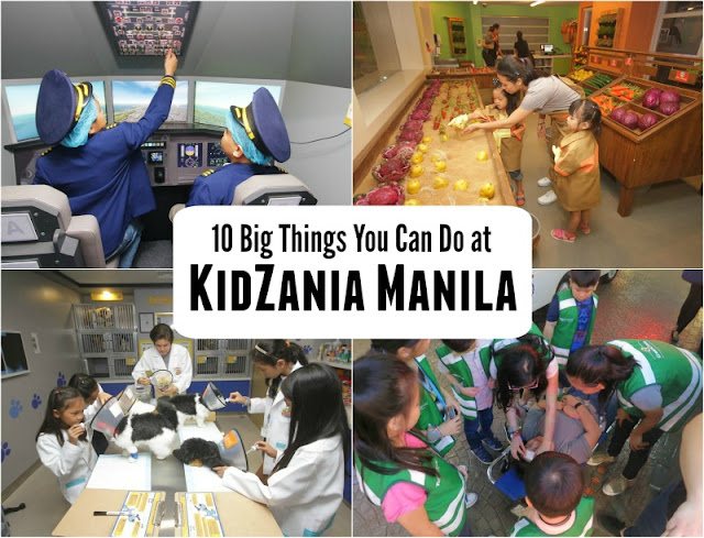 Kid Friendly Destinations in Manila