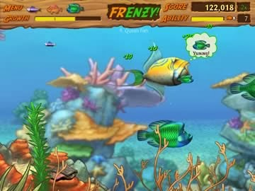Download feeding frenzy 2 game full version free full for Fish frenzy game