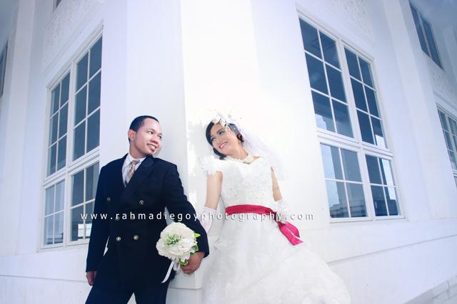 foto Prewedding Agus & Dewi 4
