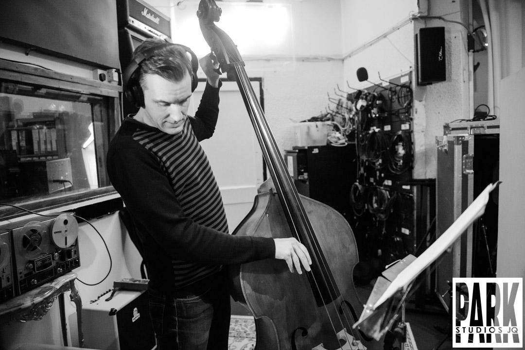 Birmingham recording studio Park Studios JQ | bass