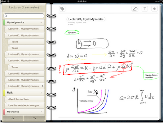 Office OneNote on iPad