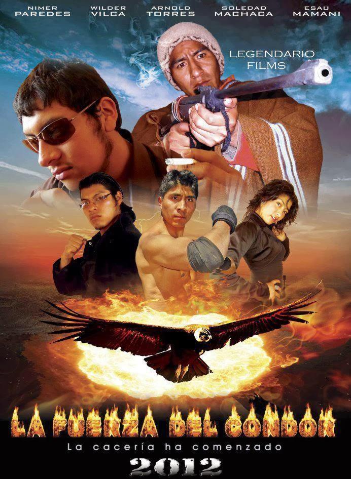 Ver La Fuerza Del Condor (2012) Online