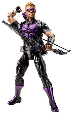 Hasbro Marvel Legends 2013 Series 2 - Modern Hawkeye