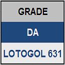 LOTOGOL 631 - MINI GRADE