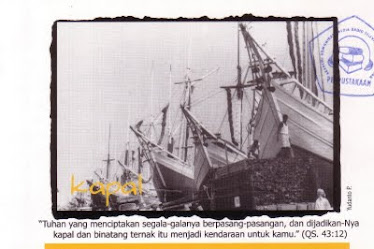 "Postcard ""Kapal"" (50 ex .... U$ 100)"