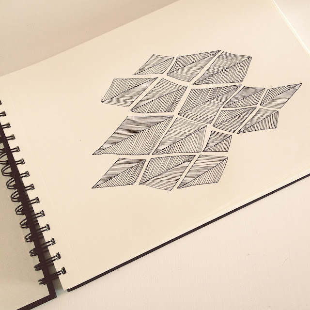 tegne mønster