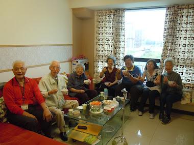 歡送張奶奶 2012/04