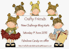 Crafty Friends New Weekly Challenge