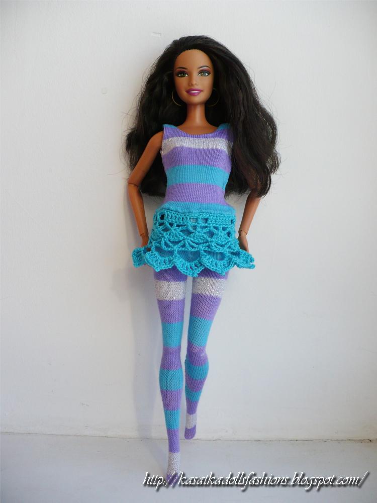 Чулки для кукол 32