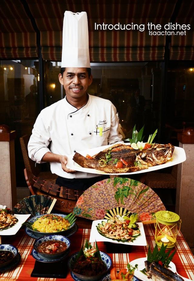 Warna Warni Malaysia Buffet @ Dorsett Grand Subang