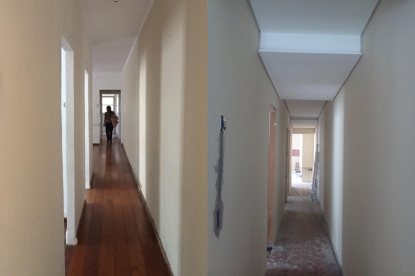 Reforma de casa antiga antes e durante arquitetando ideias - Reforma en casa ...