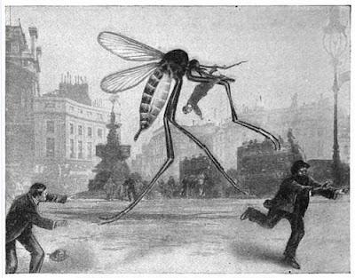 Mengapa Nyamuk Lebih Sering Menggigit Orang Tertentu?