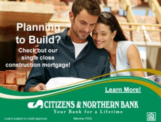 C &amp; N Bank--Click Ad for more information