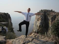 Tundra cliffs Lubango Angola Africa